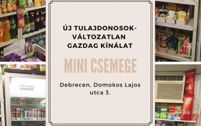 Újrakezdés Debrecenben – Lurgan-Food Kft.