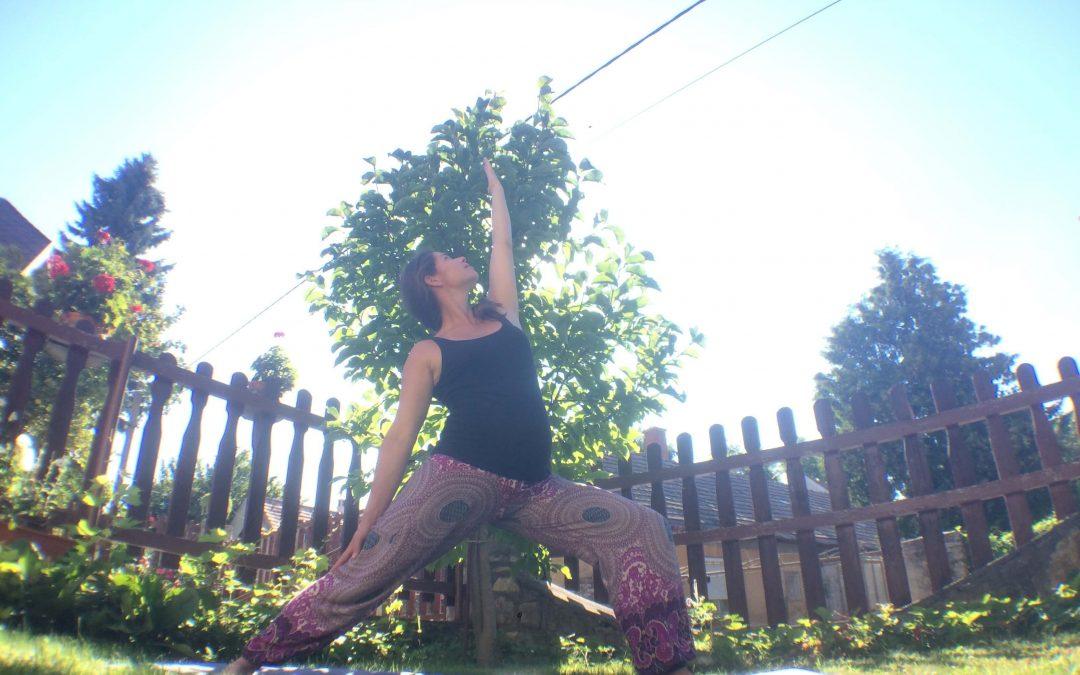 Határokon átívelő Kismama és Babás jóga – Pad Mariann jógaoktató